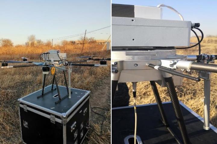 中国移动和华为完成无人机5G应急通信测试 在200m高空可覆盖超6.5KM