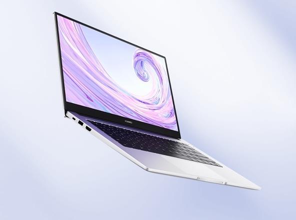 华为MateBook D Intel版开售 搭载酷睿i7-10510U+6期免息