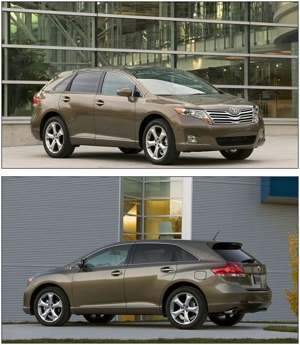 丰田5座中型SUV威飒将回归 搭载2.5L混动系统+242马力