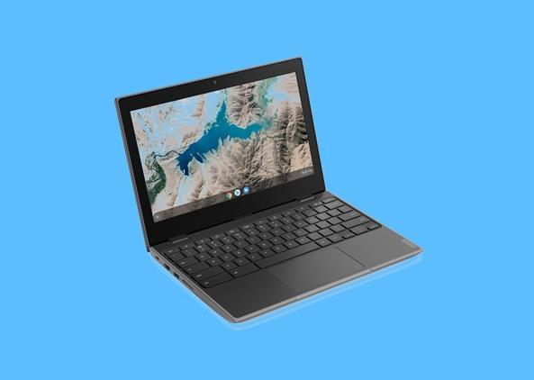 联想100e Chromebook 11.6仅需119美元 搭载42Wh电池+续航10小时
