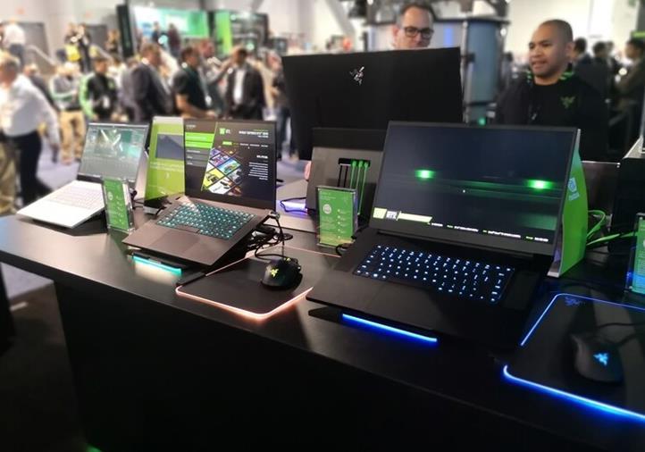 雷蛇灵刃笔记本升级 15.6英寸和17.3英寸版本将配备第10代H处理器可选300Hz屏幕