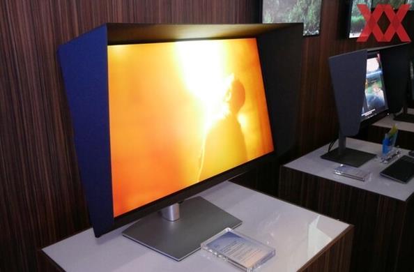 2000个分区背光!戴尔推出顶级显示器UP3221Q :参数豪华
