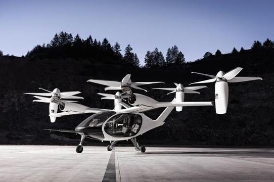 丰田向Joby Aviation出资3.94亿美元 正式涉足空中飞行汽车业务