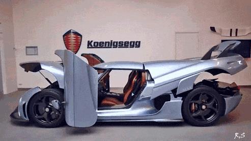 科尼塞克将推出Mission 500跑车 目标极速500km/h至少有3款车型