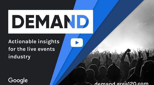谷歌Area 120推出Demand工具 可为演唱会提供实时数据