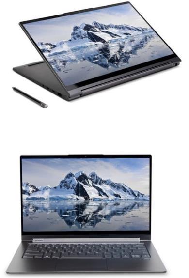联想YOGA C940大师翻转本推出 搭载14英寸屏幕+wacom触控笔
