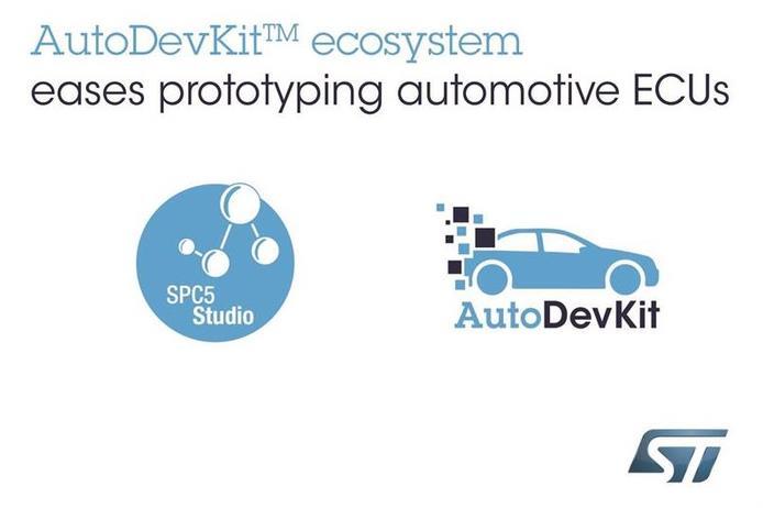 意法半导体可协助开发车载电脑的新工具 帮助汽车市场找到智能替代品