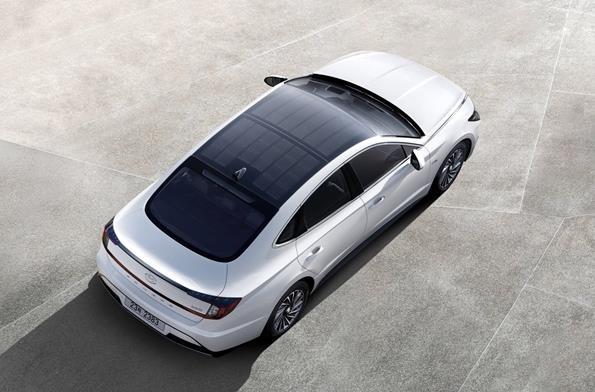 现代2020款索纳塔将不会有插电混动版本 但仍发布了混动版