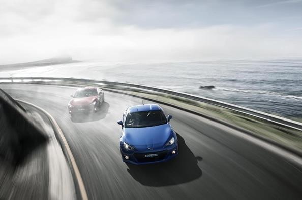 丰田正在和斯巴鲁合作 即将推出搭载2.4T发动机的下代86及BRZ