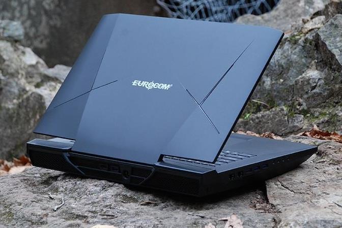 Eurocom推出两台17.3英寸的DTR笔记本 有三个固态硬盘