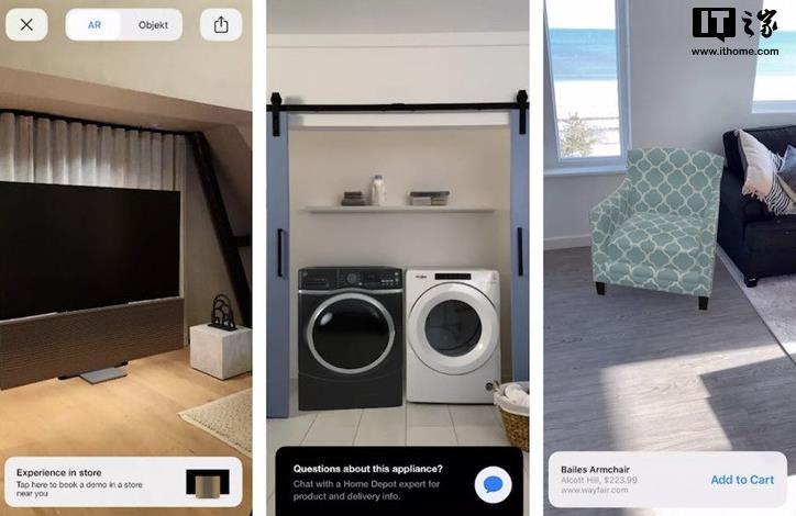 蘋果Safari可放置和共享AR對象 將被集成在iOS/iPad系統