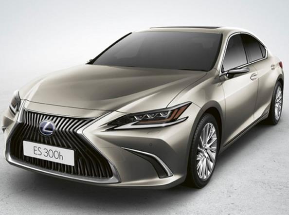丰田新款ES下月日内瓦车展亮相:流媒体电子后视镜吸睛